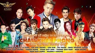 Liveshow Cảm Ơn Quê Hương Tôi Kỷ Niệm 10 Năm Ca Hát Châu Khải Phong