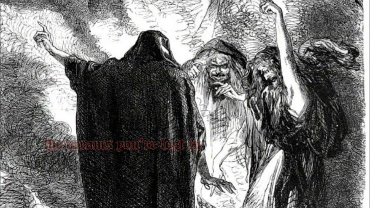 an analysis of the topic of the witches in macbeth a play by william shakespeare  in macbeth, a play by the world renowned playwright, william shakespeare, there are many lessons to be learnedone of these is that inner struggles result in mental and physical repercussions which, in turn, result in possible guilt that may never go away.