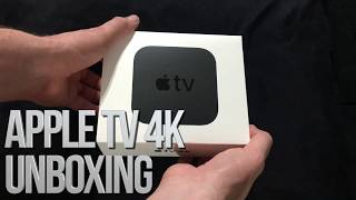 Apple TV 4K 32gb - Unboxing