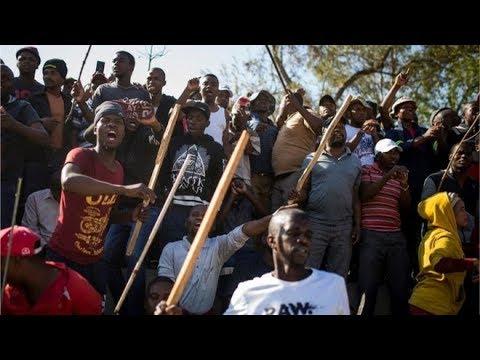 Xénophobie en Afrique du Sud : le Nigeria riposte *** BBC Infos