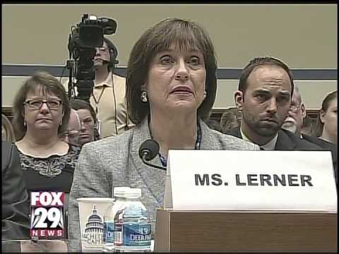 IRS official Lois Lerner refuses to testify