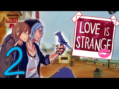 Love Is Strange (LIS Visual Novel): Chloe's Route [Part 2] - GIFT FOR BLUEJAY