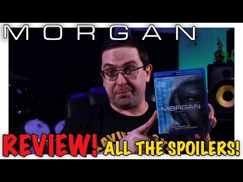 """ALL THE SPOILERS! Morgan """"Review"""" - Kate Mara, Rose Leslie Movie 2016"""