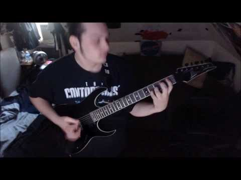 Job For A Cowboy - Embedded [Cover]