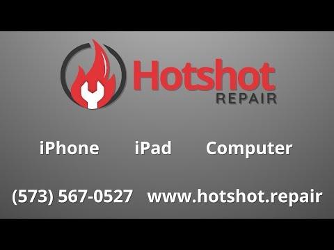 iPhone 6 Plus Half Backlight Repair at Hotshot Repair in Columbia MO