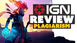 IGN PLAGIARIZED a Review from a YouTuber!?