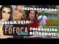 💥Após passar vergonha, fofoqueiro de Sônia Abrão vai à Taubaté | Mara e Lívia brigam feio no SBT