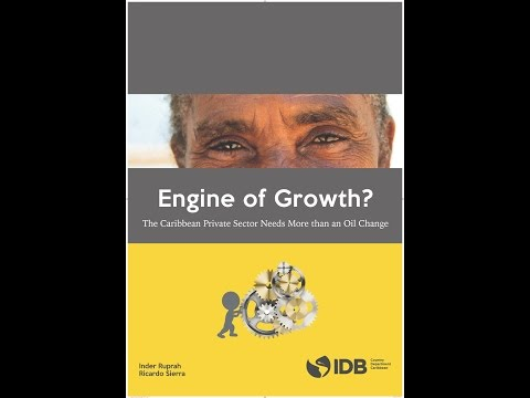 "CCAA-IDB Webinar ""An Engine of Growth: The Caribbean Private Sector Needs More than an Oil Change"""