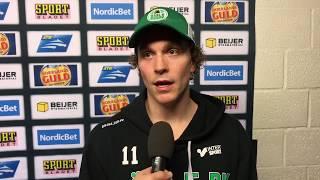 """Tv med Rögles Bryan Lerg: """"Genom hela matchen kände vi att vi skulle vinna"""""""