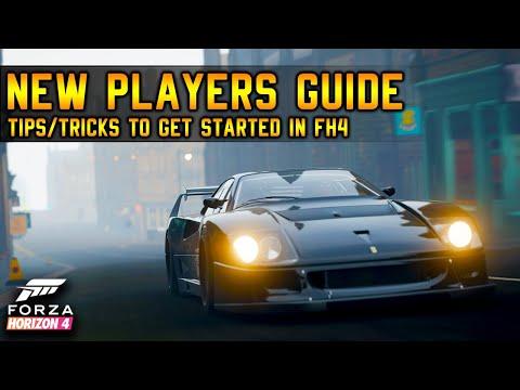 Forza Horizon 4 Beginner&39;s Guide   Tips & Tricks