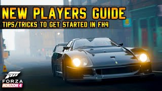 Forza Horizon 4 Beginner's Guide | Tips & Tricks