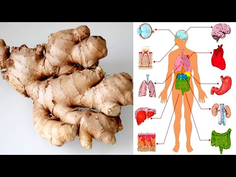 Look What Happens If You Eat Ginger Every Day!