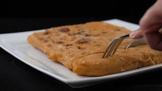 Обалденный и вкусны Китайский жаренный слоеный пирог
