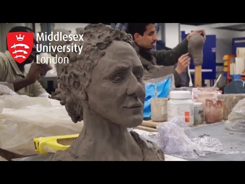 Specialist Facilities: 3D Workshops at Middlesex University