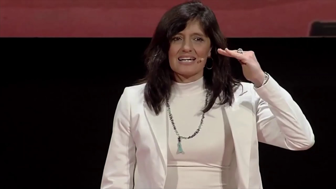 Resumen: Marina Rizzo en las charlas TED. Ajedrez para la vida - YouTube