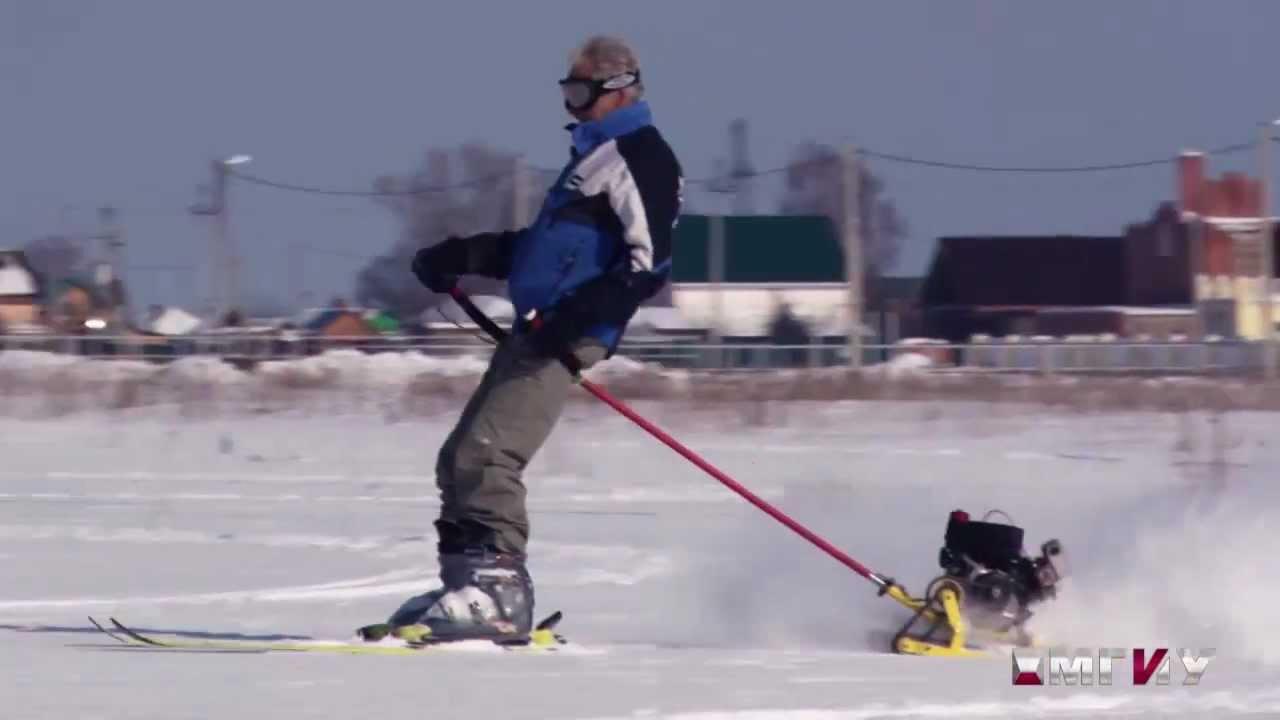 Буксировщике лыжника своими руками фото 125