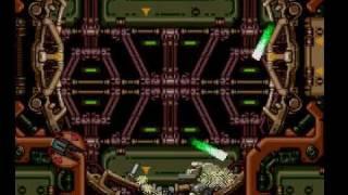 SNES Longplay [131] Cybernator