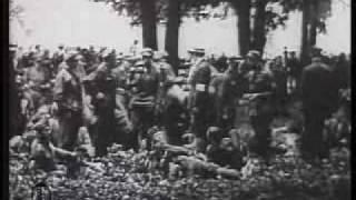 Spotkanie marszałka Piłsudskiego z Kompanią Kadrową (Kielce)