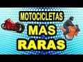 Las 50 Motos Motocicletas más raras del Mundo  - Motoras