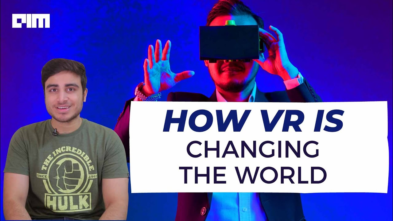 Virtual reality not just for Gaming  How does VR work?