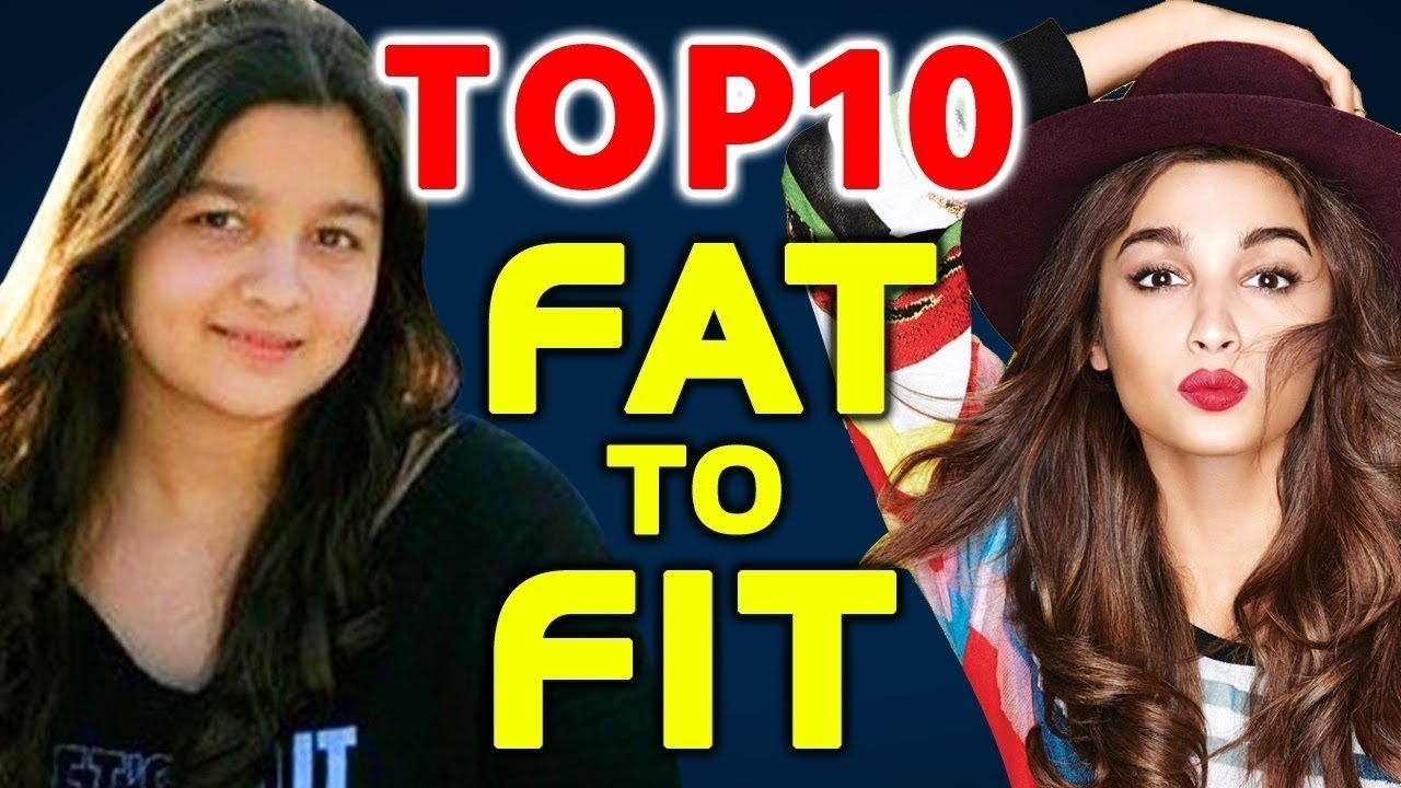 Download Top Bollywood Celebrities Who Went From Fat To Fit 👌