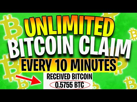 How To Get FREE BITCOIN Every 10 Min Watching YouTube Videos [1 BTC Every 24 Hours]