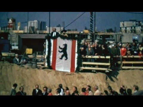 Weißte noch? Super 8 aus alter Zeit (3): Bau der Gropiusstadt, Berlin 1972