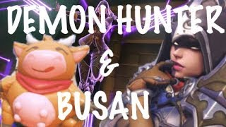 WHERE'S THE COW?!|Busan Map + Sombra Skin