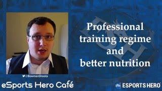 eSports Hero Cafe: Episode 2 - eSports Physicality