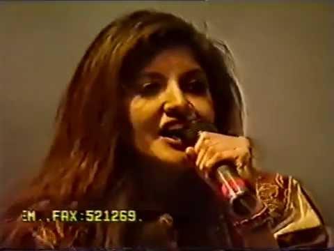 Nazia Hassan & Zoheb Hassan - Live Dubai Show (1989) - Part 01