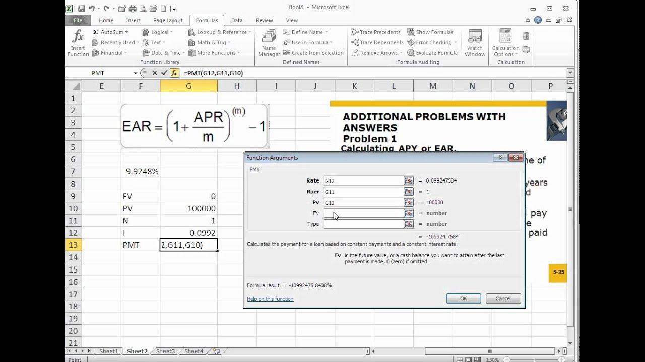 apy formula
