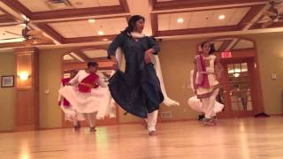 Aarabhi Indian Dance School presents Jhoom 2015