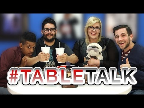 Death and Water-slides on #TableTalk!
