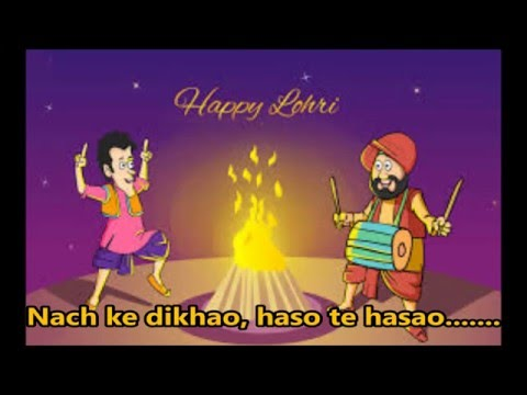 Happy Lohri 2016 Wishes, Greetings, Whatsapp Video, Latest , Unique, Download Free 2