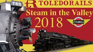 Nickel Plate Road 765: Steam In the Valley 2018