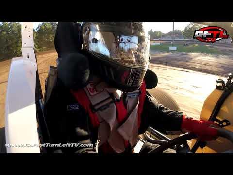 Dustin Purdy @ Albany-Saratoga Speedway - CRSA Hot Laps - 9/14/18