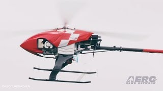 Airborne-Unmanned 04.23.19: AUVSI Comments, Parrot ANAFI Thermal, Rega Drone