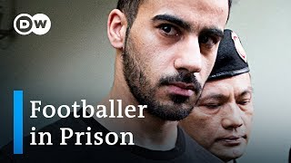 FIFA calls for release of jailed footballer | DW News