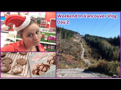 Weekend In Vancouver Vlog Day 2