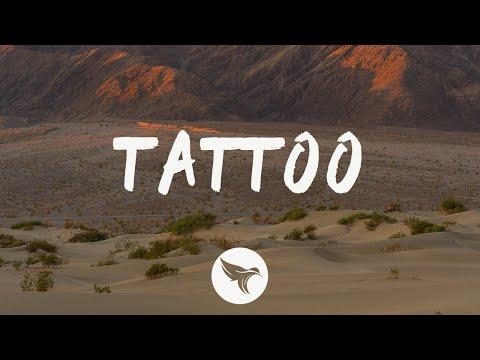 Rauw Alejandro – Tattoo (Remix) (Letra / Lyrics) Camilo