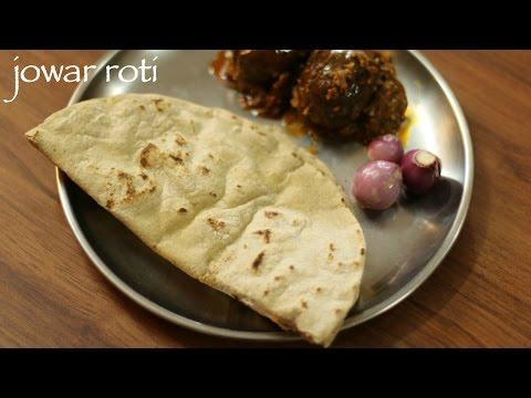 jowar roti recipe | jowar bhakri recipe | jowar ki roti | jolada rotti recipe