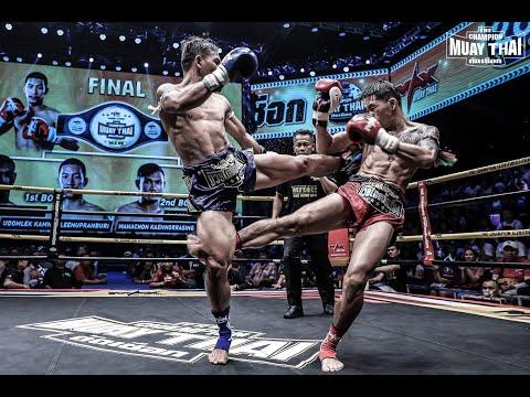 THE CHAMPION MUAY THAI [ ENG Ver ] - วันที่ 06 Jul 2019