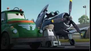 Planes trailer 2013