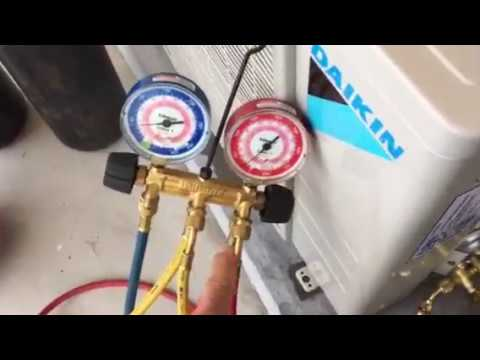 Mini Split Refrigerant Leak