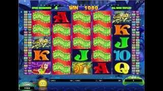 Cashapillar Slot - Freespins with 3€ - 4 Wild Reels - Super Big Win!