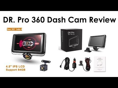 DR. Pro 360 Dash Cam Review