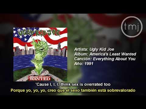 Letra Traducida Everything About You de Ugly Kid Joe