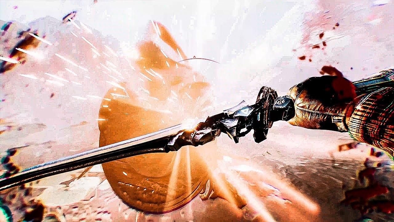 Bright Memory: Infinite (2021) Трейлер игрового процесса