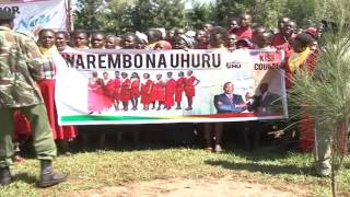 DP Ruto hits out at CORD over TJRC report