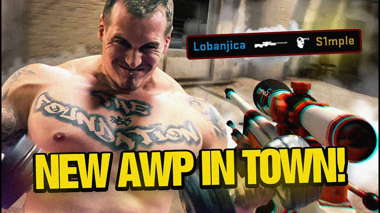 Download THE NEW AWP MASTER IS IN TOWN (sorry s1mple)